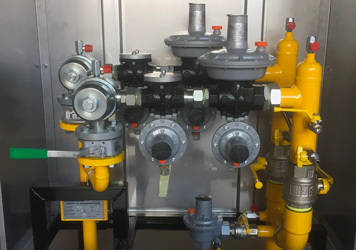 Impianto gas metano - manutenzione e installazione